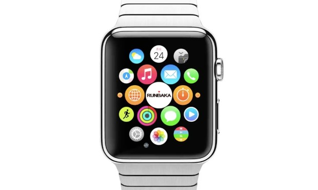 RUNBAKA Apple Watch